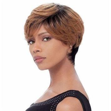 Human Hair Wig Sensationnel Premium Now Bump Feather Charm - FALL LEAF