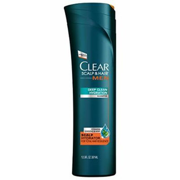 Clear Men's Deep Hydration Shampoo 12.9 oz