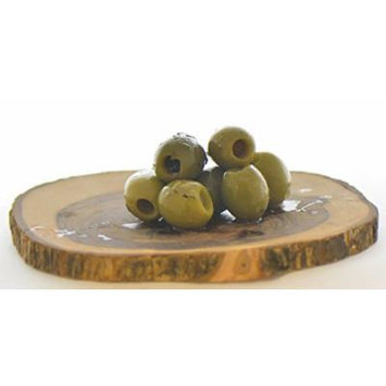 Green Pitted Olives Herbs De Provence