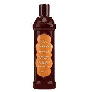 Marrakesh Nourish Daily Cleansing Shampoo, Argan & Hemp Oil Therapy, Dreamsicle Scent, 12 Fl. oz.