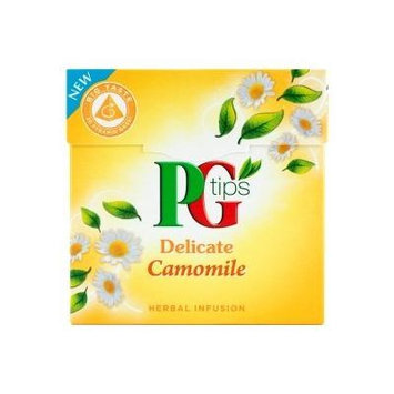 PG Tips Delicate Camomile Herbal Infusion Pyramid Bags 20pk