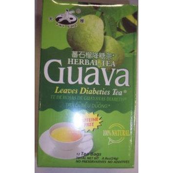 Herbal Tea Guava Leaves Diabeties Tea 12 Tea Bags