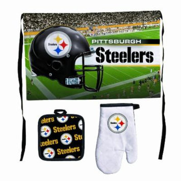 NFL Pittsburgh Steelers Premium Barbeque Tailgate Set