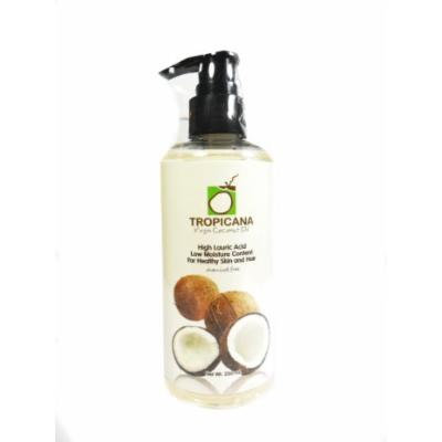 Cold Press Virgin Coconut Oil 100% 250ml. Product of Thailand