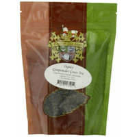 English Tea Store Loose Leaf, Organic Osprey Gunpowder Green Tea Pouches, 4 Ounce