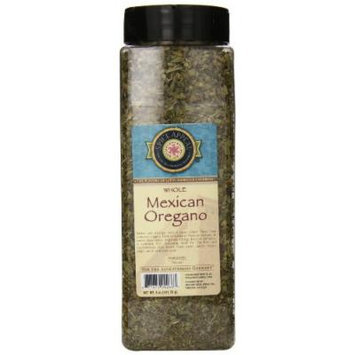 Spice Appeal Mexican Oregano Whole, 5 Ounce