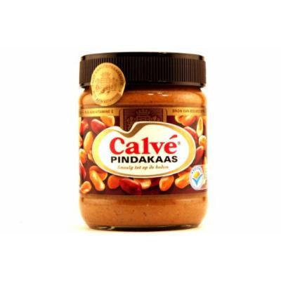 Pindakaas (Peanut Butter) - 12.3oz (Pack of 1)