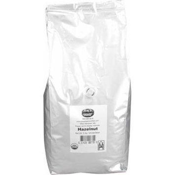 Jims Organic Coffee Coffee Hazelnut Organic 5 Lb
