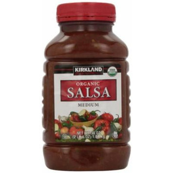 Signature's Organic Salsa, Medium, 76 Ounce