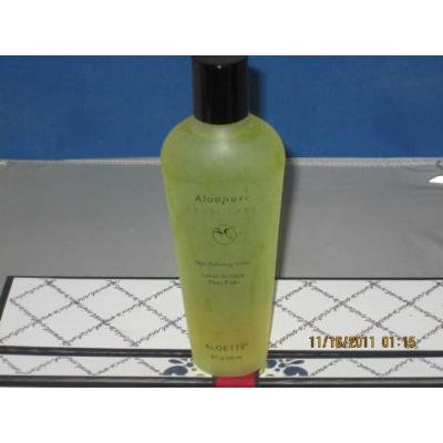 Aloette AloePure Skin Care Skin Refining Toner - 8 oz / 236 ml