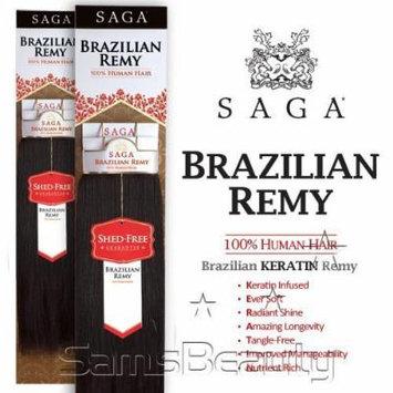 MilkyWay Remy Human Hair Weave SAGA Brazilian Remy Yaky [10S