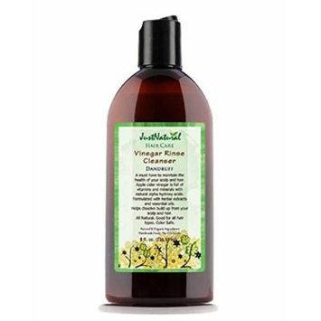 Vinegar Rinse Cleanser for Dandruff