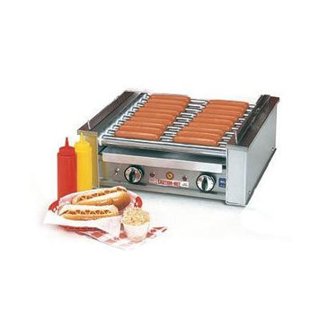Hot Dog 'Roll-A-Grill' Commercial Roller - 18 Hot Dog Capacity