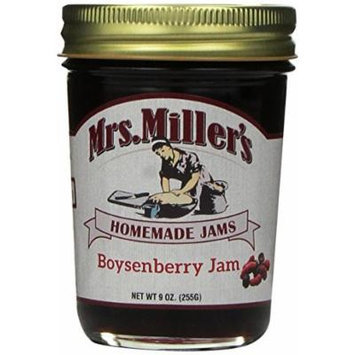 Mrs. Miller's Jam, Boysenberry, 9 Ounce