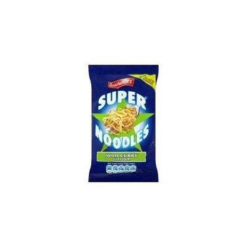 Batchelors Super Noodles Mild Curry Flavour 8 x 100g