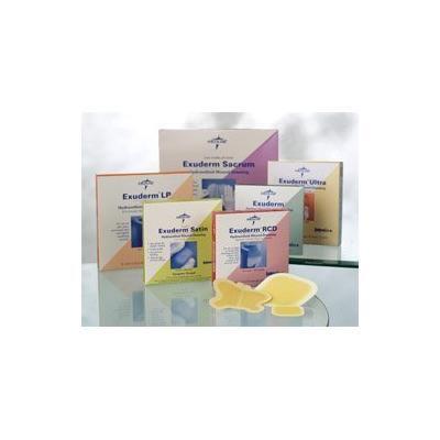 ^Exuderm Hydrocolloids - Exuderm LP Hydrocolloid - 4 x 4 Min.Order is 1 BX ( 10 Each box; )