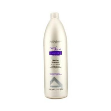 Alfaparf 16356211844 Semi Di Lino Moisture Nutritive Shampoo - For Dry Hair - 1000ml-33.81oz
