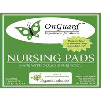 Organic Plush Wool Nursing Pads produced with Organic Wool - Small