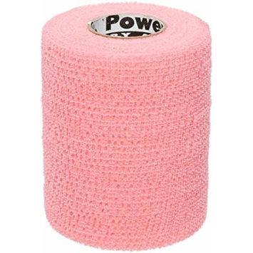 Andover Powerflex 3730 Cohesive Medicinal Tape, 3-Inch/6-Yard, Neon Pink