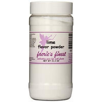 Faeries Finest Flavor Powder, Lime, 11.20 Ounce