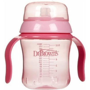 Dr. Brown's Soft Spout Training Cup - Pink