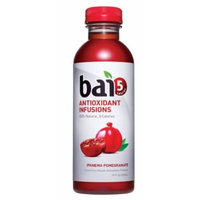 Bai5, Ipanema Pomegranate, 100% Natural, 5 calorie, Antioxidant Infused Beverage, 18-Ounce Bottles (Pack of 6)