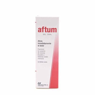 Aftum Gel Mouth Ulcers 15ml