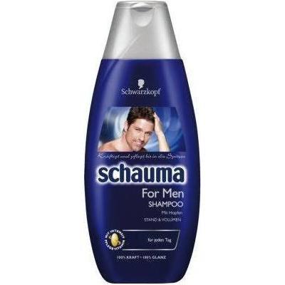 Schauma for Men - shampoo - 250 ml -