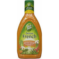 Wish-Bone Deluxe French Salad Dressing 16 oz