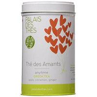 Palais des Thés Thé Des Amants Green Tea, 3.5oz Metal Tin