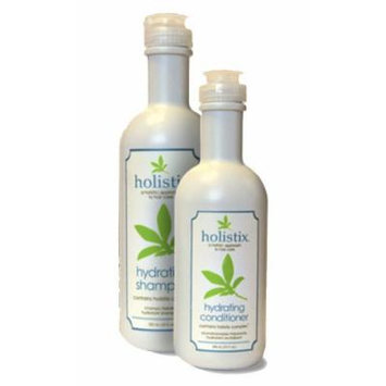 Holistix Hydrating Shampoo & Conditioner Liters 33.8 oz each Combo Deal