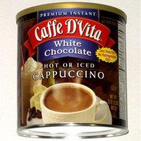 Caffe D'Vita White Chocolate Cappuccino Mix - 32 Oz