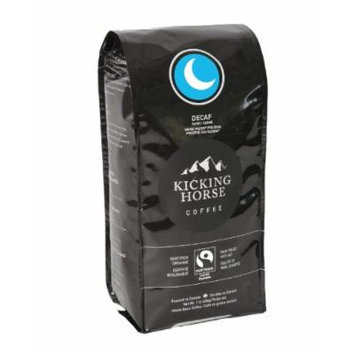 Kicking Horse Whole Bean Coffee, Decaf Roast, 1 Pound