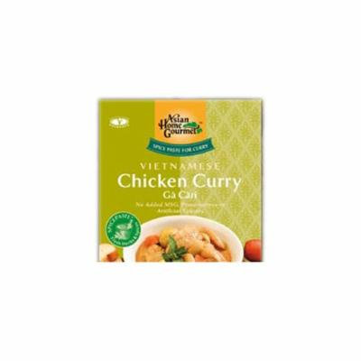 Asian Home Gourmet Vietnamese Chicken Curry Ga Cari, 1.75-Ounce Boxes (Pack of 12)