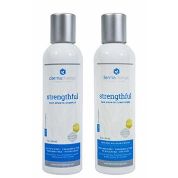 Organic Hair Growth Organic Shampoo and Conditioner Set - Volumizing and Moisturizing - Sulfate Free - Best Hair Regrowth Products With Vitamins - Stop Hair Loss - For Curly or Color Treated Hair - For Woman and Men