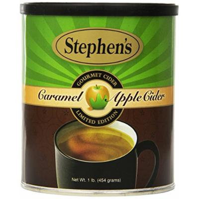 Stephen's Gourmet Caramel Apple Cider, 16-Ounce Cans (Pack of 6)