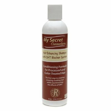 My Secret Correctives Hair Enhancing Shampoo with DHT Blocker System Conditioning Formula 8 fl oz (236.59 ml)