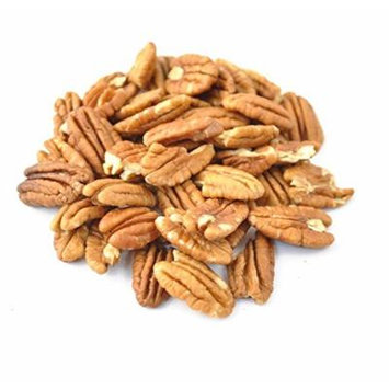 BULK NUTS NUT USA. PECAN HALVES JR MAMMO, 5 LB