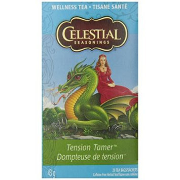 Celestial Seasonings Herb Tea Tension Tamer, 20-count (Pack of6)