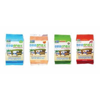 SeaSnax Grab and Go Variety Pack - Classic, Toasty Onion, Spicy Chipotle and Wasabi - 1 each