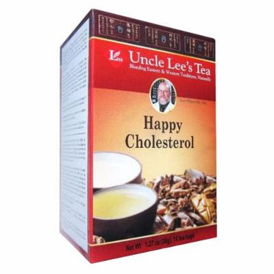 Uncle Lee's Tea Happy Cholesterol, 1.27 Ounce
