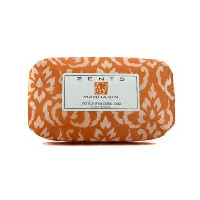 Zents Mandarin Ultra Rich Shea Butter Soap - 163g/5.7oz