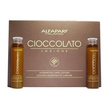 Alfaparf Cioccolato Hydrating Hair Lotion - 0.43 oz x 12 vials