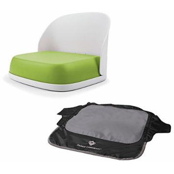 OXO Tot Seedling Youth Booster Seat with Seat Neat Chair Cover