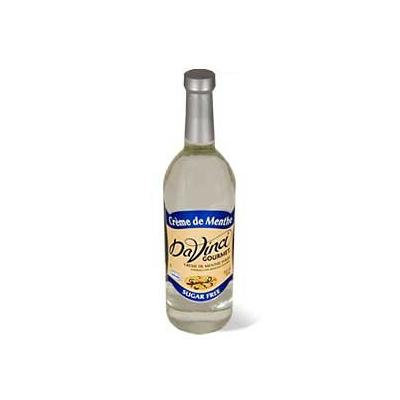 DaVinci Gourmet Creme de Menthe Sugar Free Syrup 25.4 FL OZ.