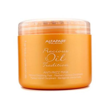 ALFA PARF Precious Oil Tradition Anti-Frizz Intensive Face Mask for Unisex, 17.35 Ounce