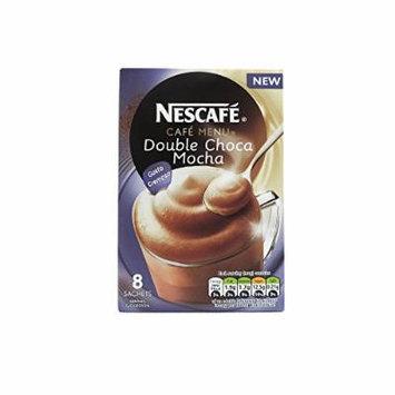 Nescafe - Cafe Menu - Double Choca Mocha - 184g (Case of 6)