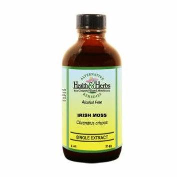 Alternative Health & Herbs Remedies Bilberry 8-Ounce Bottle
