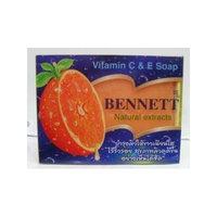 BENNETT NATURAL EXTRACTS Vitamin C & E Soap (130 G.)