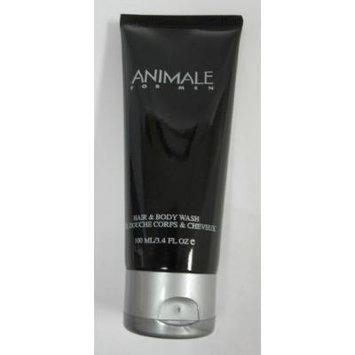 Animale for Men Hair & Body Wash - 3.4 fl oz - New, originally part of a set